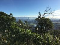 Uitzicht Jinmianshan Trail