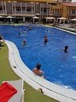 En zwembad