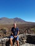 Uitzicht op El Teide
