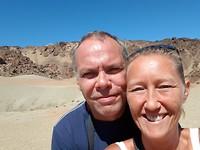 Ook even samen met El Teide