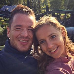 Robin & Caroline