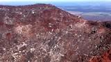 Uitzicht vanaf Mt. Doom!