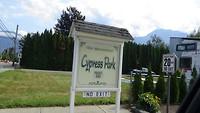 Cypress Park waar oom Frank en Tante Katherine woonden