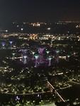 Artificial lights tijdens show