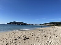 Strand bij Fisterra