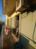 Ons balkon! En.... De ☀ schijnt!!!