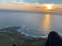 Sunset at Lions Head