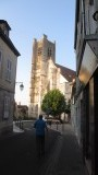 kathedraal in auxerre