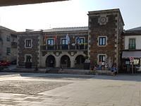Gemeentehuis Portomarin