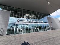 Station van Burgos