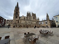 De kathedraal van Burgos