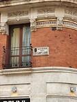Straat vernoemd naar El Cid
