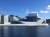Een zeldzame leeg Operagebouw