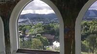 Uitzicht vanaf Vardentoren