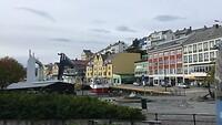 Vertrek uit Kristiansund