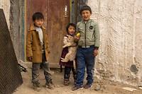 Nepaleese kinderen