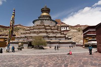 Stupa van Gyantse