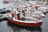 bootjes in de haven