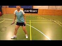 Basic footwork video