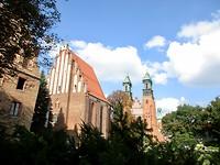 Kathedraal en de Mariakerk