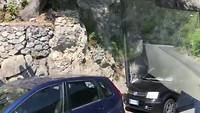 Op weg naar Amalfi