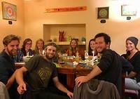 Laatste diner in Cusco