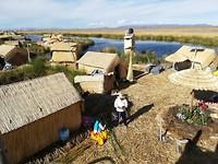 Uros eiland