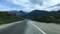 Roadtrip door Patagonië (timelaps)
