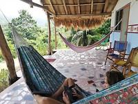 Relaxen en lezen bij ons huisje