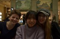 Mette, Alice en ik