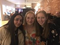 Bowlen met Veera en Daniela