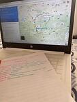 plannen route