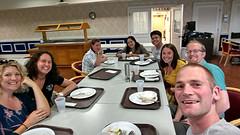 Groep waarmee we naar Afrika gaan, Ramon ontbreekt op de foto