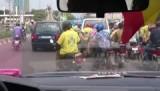 Verkeer in Cotonou