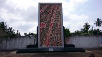 Slavewalk monument