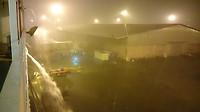 Regen in Cotonou