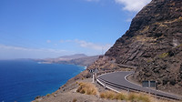 Uitzicht Las Palmas