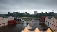 Regen in Douala