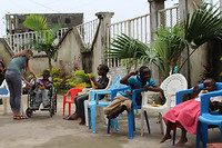 Mercy ministries: Visiting the orphanage
