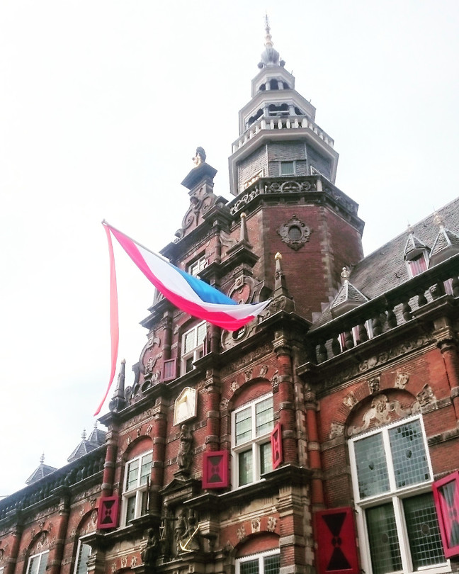 Town hall of Bolsward