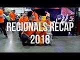 Regionals Recap Team Rembrandts 2018