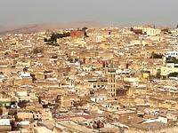 Uitzicht Hotel in Fez