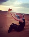 Fun in the Sahara