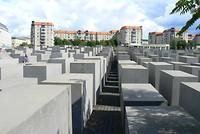 Herdenkingsplek voor de vermoorde joden in Europa