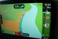 Nog 54 km naar onze eindbestemming Praag
