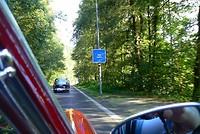 Om 16:20 uur passeren we de grens met Tsjechië