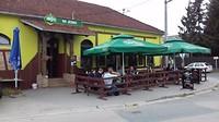 Het restaurant in Rosice