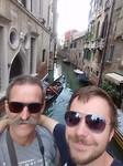 Nu samen in Venetië