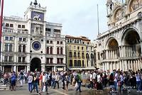 Een bezoek aan het San Marco Plein mag natuurlijk niet ontbreken!