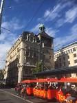 Straat in Genève